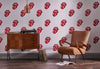 The Rolling Stones Mural and Wallpaper by RockRoll