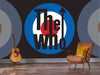 The Who - Logo Mural