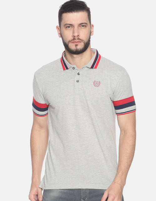 Men's polo T-shirt