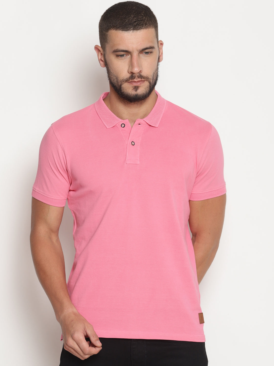 Men's Morning Glory Pastel Edition Polo T-Shirt