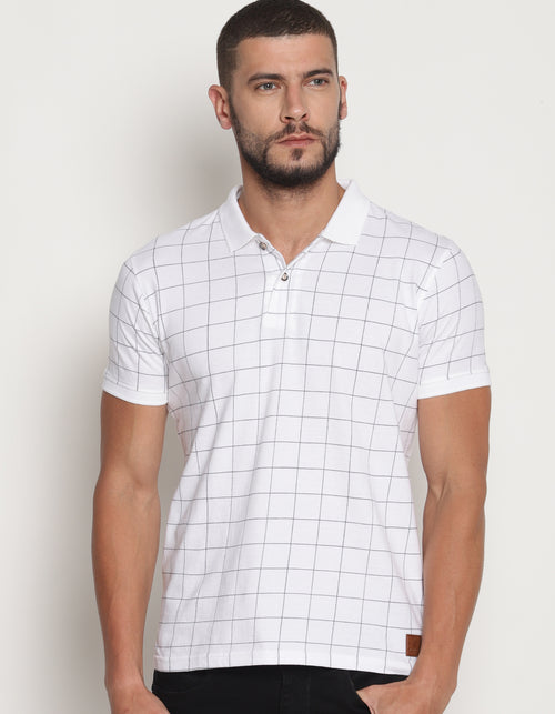 Men's Rapper Design Polo T-Shirt