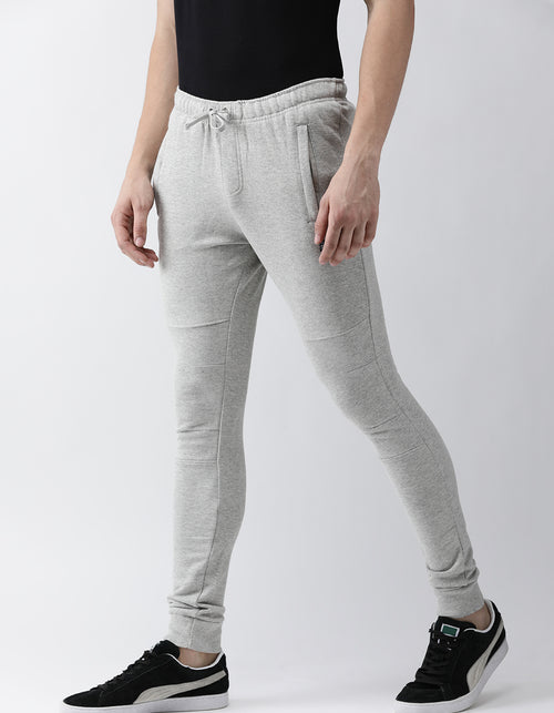 Men's Grey French Terry Jogger