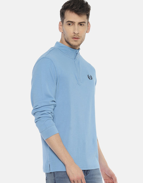 Steenbok Men's Blue Sweatshirt