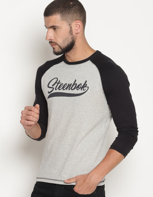 Men's Reglan Full Sleeve Crew Neck T- Shirt