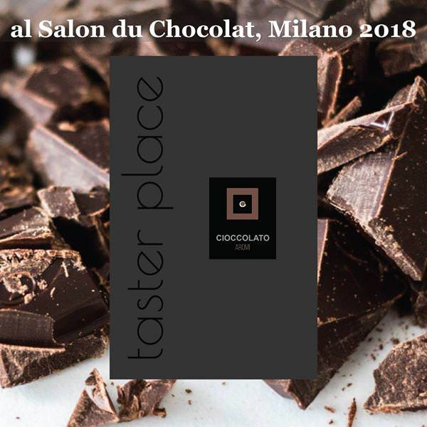 TasterPlace al Salon du Chocolat