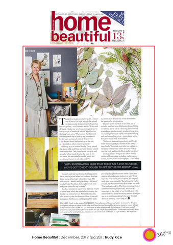 Australian Home Beautiful Article Pg3