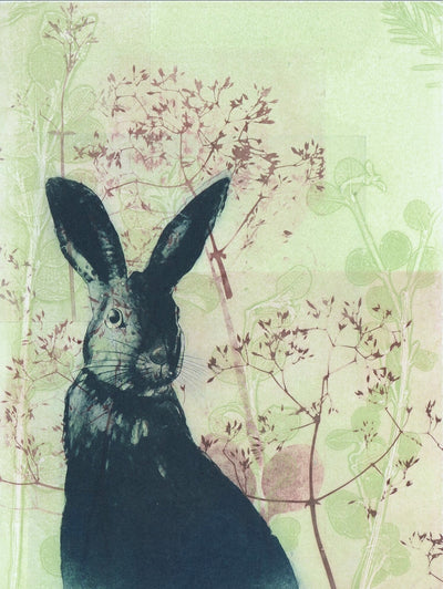 Greeting Card 'Cheeky Rabbit'