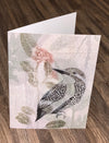 Greeting Card 'King Fisher'
