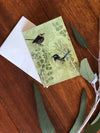 Wrens Greeting Card