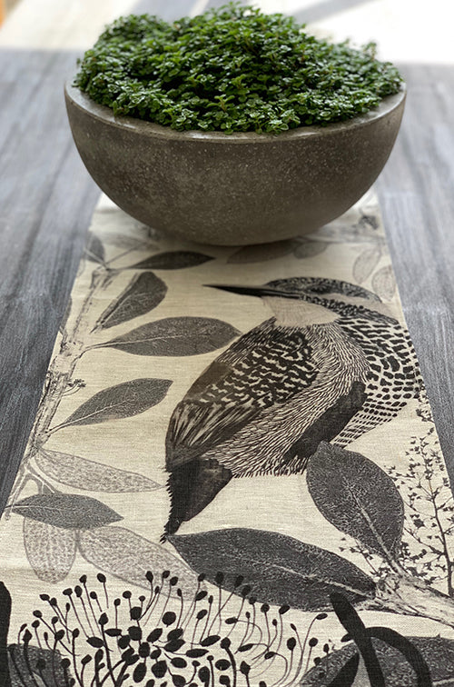 King Fisher Table Runner (standard size)