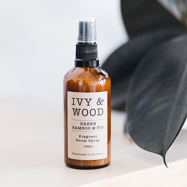 Ivy & Wood Pure Essential Oil Room Spray Collection - Bosque