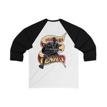 Megan Lenius Banner Collection Baseball Tee