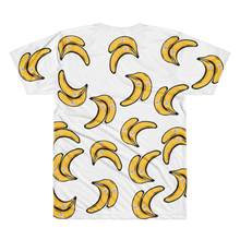 All Over Megan Lenius Banana Shirt