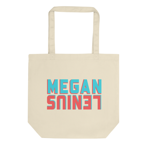 Megan Lenius Eco Tote Bag
