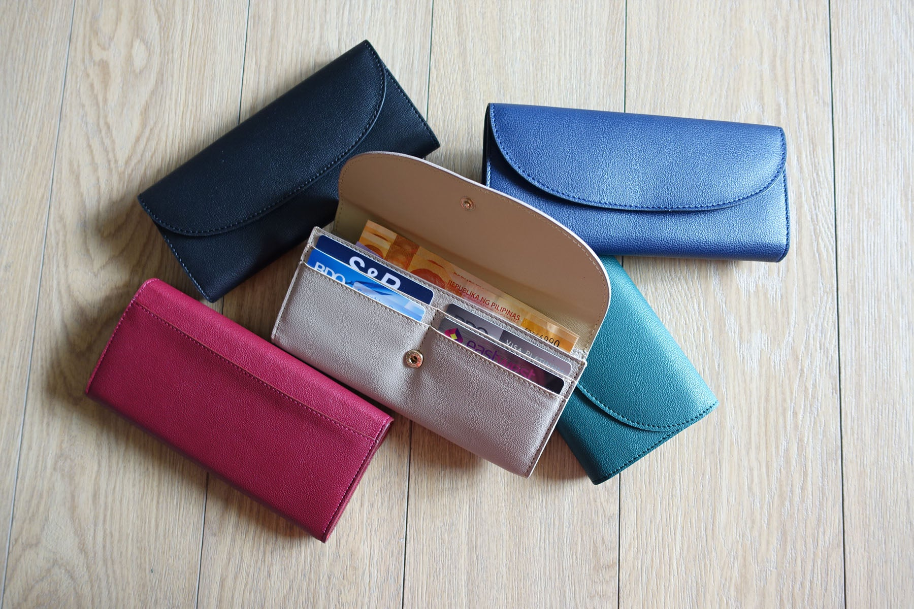 Florida Compact Envelope Wallet for Sale | Belleza