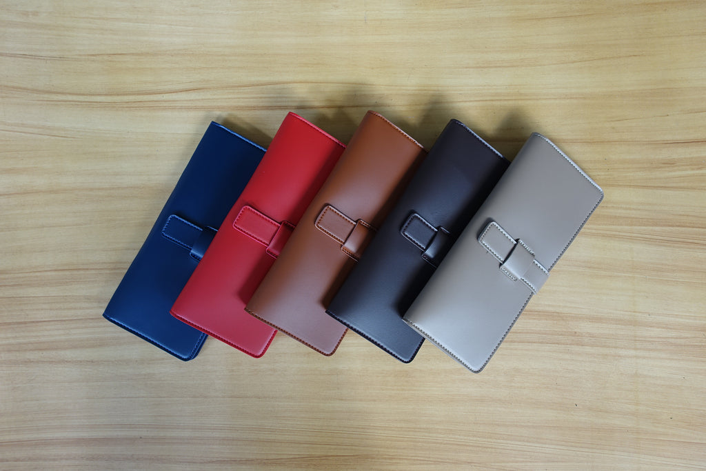 BLOCK DUAL CHECKBOOK HOLDER