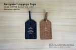 NAVIGATOR Luggage tag for sale | Belleza