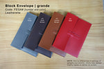 Block Envelope Set for Sale | Belleza