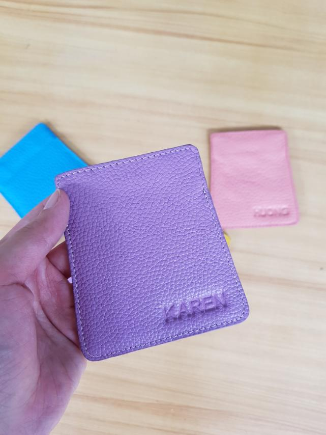 MOMO Squeeze Top Wallet