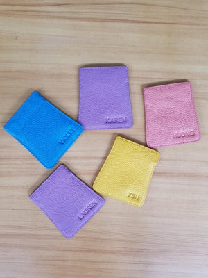 Momo Squeeze-top Wallet for sale | Belleza