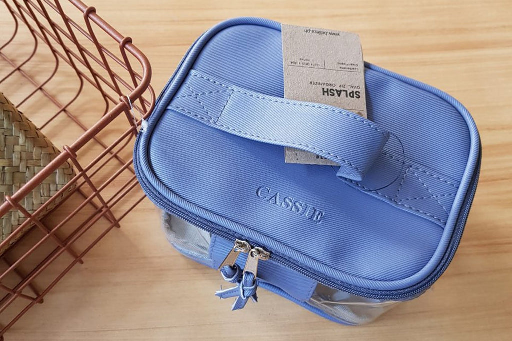 Splash Oval Zip Organizer for sale | Belleza