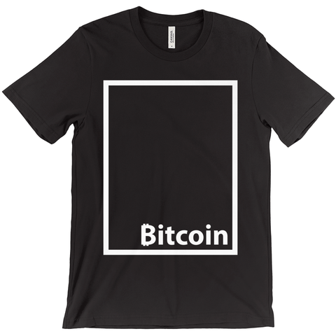 Bitcoin Box T-Shirt - URBitcoinwear Bitcoin Fashion Store