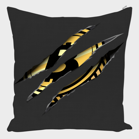Bitcoin Insider Throw Pillows - URBitcoinwear Bitcoin Fashion Store