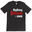 BigBangBitcoin Heathered Shirt - URBitcoinwear Bitcoin Fashion Store