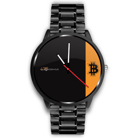 Bitcoin Essentials B2 Watch - URBitcoinwear Bitcoin Fashion Store