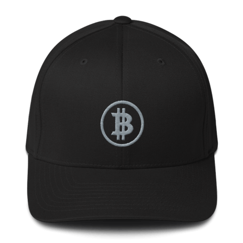 Bitcoin Basic Cap - URBitcoinwear Bitcoin Fashion Store