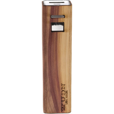 Lip-Stick Wood Power Bank Aromatic Cedar Product