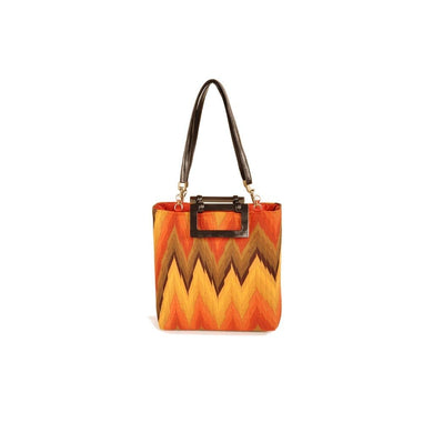 Flame Rust Small Tote Women - Bags - Totes