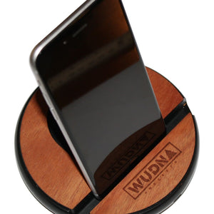 Wooden Qi Wireless Charging Pad Product