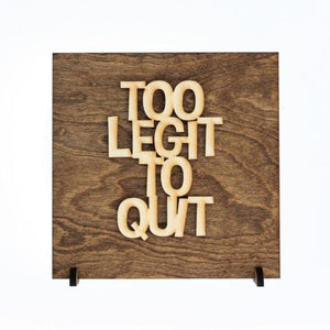 Too Legit To Quit - Today Is A Good Day - Funny