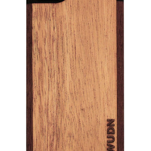 Ultra-Slim Wooden Iphone 7 Charging Battery Case Mahogany / Product