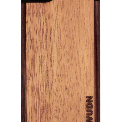 Ultra-Slim Wooden Iphone 8 Charging Battery Case Mahogany / Product
