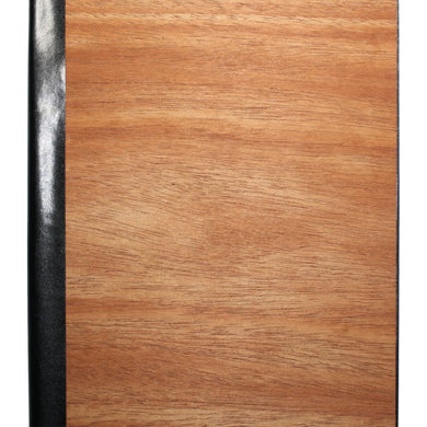 Handcrafted Wood Journal/planner Mahogany Product