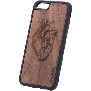 Ultra-Slim Wooden Iphone Case | Pulse/walnut 6 Product