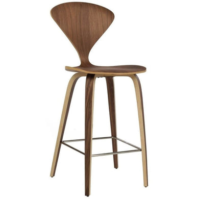 Reproduction Of Norman Cherner Counter Stool | Gfurn Home - Furniture