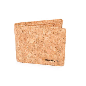 Cork Bifold Wallet Men - Accessories - Wallets & Small Goods