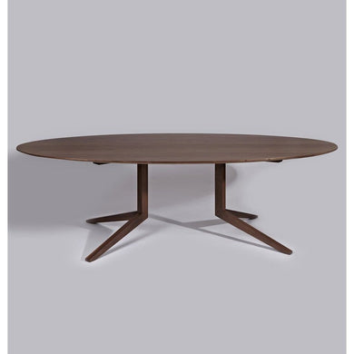 Sigrid Oval Dining Table | Gfurn Home - Furniture