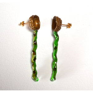 Natural Elements Post Earrings Women - Jewelry - Earrings