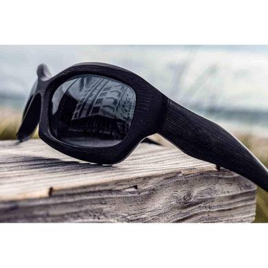 The Warrior - Bamboo Sunglasses Men - Accessories - Sunglasses