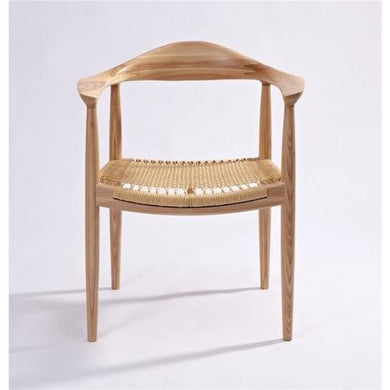 Pp501 Kennedy Chair The Round - Paper Cord