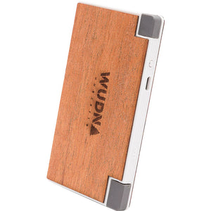 Slim Power Bank (White) Mahogany Product