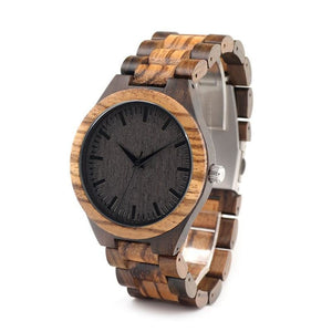 The Allwood - Wooden Watch United States Product