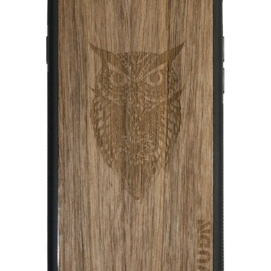 Ultra-Slim Wooden Iphone Case | Night Owl 6 Product