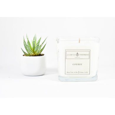 Cowboy Classic Collection Candle Home - Candles