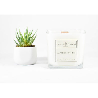 Japanese Citrus Classic Collection Candle Home - Candles