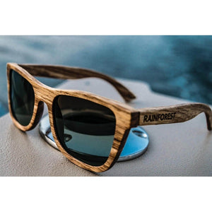 Seafarer - Graphite - Wood Sunglasses Men - Accessories - Sunglasses